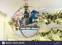 macy s department store decorations floor herald