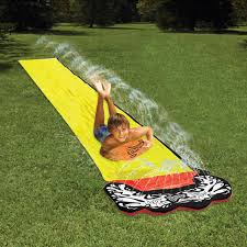 Water Slides Backyard by Aliexpress Com Buy 4 8m Giant Surf U0027n Slide Pvc Play Center