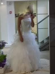occasion mariage de mariage cymbeline fauvette d occasion avec jupon et housse