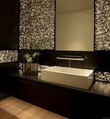 glamorous bathroom ideas glamorous bathroom decor with brown vanity units white square