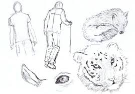 how to sketch sketching techniques elaborated liron yanconsky