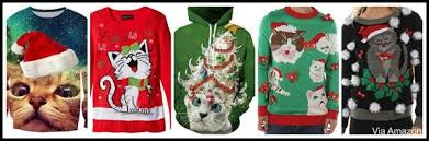 ugly christmas sweaters funny under 20 u002780s lights naughty
