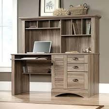desk hutch only computer desk hutch white