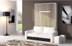 canapé lit armoire canape lit armoire meubles lit escamotable avec canape pas cher