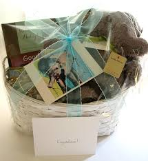 seattle gift baskets bumblebdesign baby basket with kellie day card seattle gift