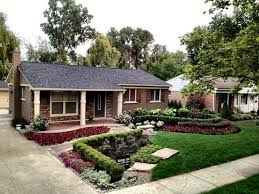 pictures very small front yard landscaping ideas home