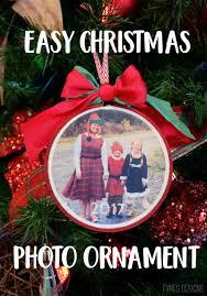photo ornament craft fynes designs fynes designs