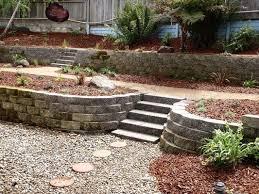 Small Sloped Backyard Ideas Best 25 Sloped Backyard Landscaping Ideas On Pinterest Sloped