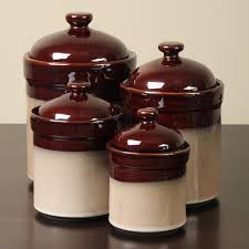 coffee themed kitchen canisters canisters glamorous brown canister sets kitchen canister sets