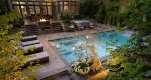 amazing small garden with swimming pool wondrous indoor pools for