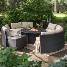 Patio Table With Fire Pit Built In by Patio Table With Fire Pit Built In Uk Patio Decoration