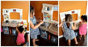 Step Two Play Kitchen by Welcome To Sophia U0027s Cafe A Review Of The Step2 Best Chef U0027s Play