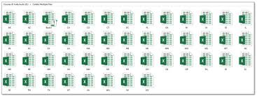 Excel Spreadsheet Courses Online Combine Or Merge Excel Files Into One Excel Spreadsheet Using Macro