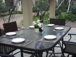 7 Piece Wicker Patio Dining Set - pebble lane living 7 piece handwoven outdoor wicker patio bar