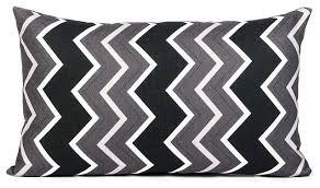 Decorative Pillows Modern Chevron