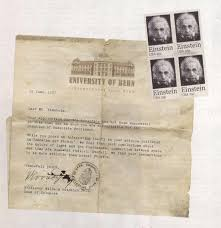 Famous Phd Thesis Albert Einstein Rejection Letter