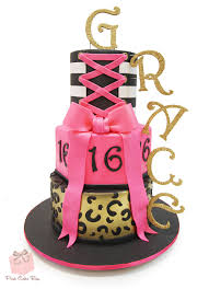 sweet sixteen birthday ideas sweet 16 cakes in new jersey pink cake box custom cakes more