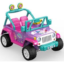 jeep christmas stocking power wheels nickelodeon shimmer u0026 shine jeep wrangler walmart com