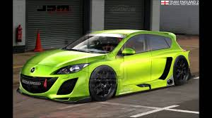 mazda 3 mazda 3 hatchback customized youtube