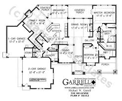 building plans houses bellevue house plan 06112 1st floor plan craftsman style house