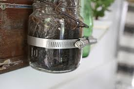 Mason Jar Wall Planter by Caring For Plants In Travel Trailers U2013 Mavis The Airstream