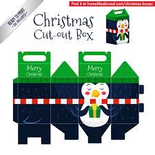 mega collection 38 cut christmas box templates