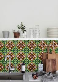 spanish tile kitchen backsplash add some bold and beautiful spanish flair to your kitchen with the