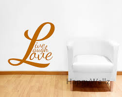 aliexpress com buy motivational quote wall sticker live laugh