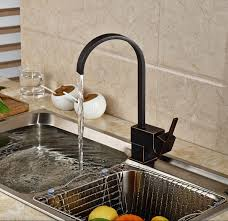 waterfall kitchen faucet new design square waterfall kitchen faucet brass swivel kitchen sink