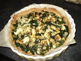 cuisine végé quiche végétarienne simplissime aux épinards cuisine végétarienne