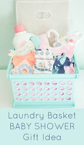 baby shower gift laundry basket baby shower gift the inspired hive