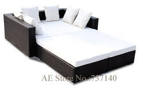 canape exterieur rotin canapé lit meubles de jardin jardin meubles canapé extérieur d