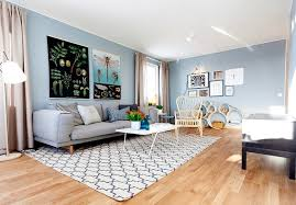 Scandinavian Interior Design A Blue Gray Scandinavian Interior Interior Design Ideas Ofdesign