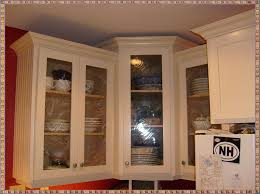 Glass Door Kitchen Cabinets How To Choose Glass Kitchen Cabinet Doors Florist H G