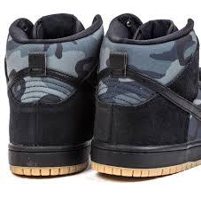 nike sb dunk high obsidian camo sneaker bar detroit