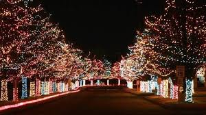 broken arrow christmas lights rhema christmas lights the mesmerizing christmas display in