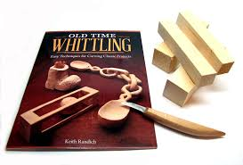 Wood Carving For Beginners Kit by Kits