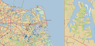 Zip Code Map Virginia by Virginia Beach City Map Virginia Map