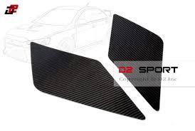 evo 10 spoiler carbon fiber trunk spoiler wing trim decal for mitsubishi