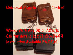 how to fix a stair lift remote control youtube