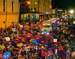 mardi gras umbrella mardi gras galveston funky uptown umbrella brigade home