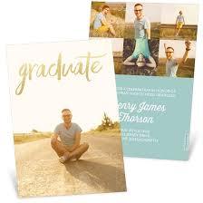 senior announcements graduation invitations custom designs from pear tree