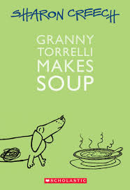 granny torrelli makes soup discussion guide scholastic
