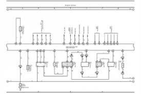 toyota yaris ecu wiring diagram pdf wiring diagram