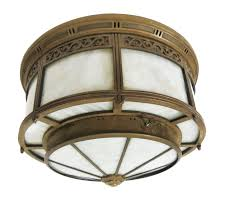 Bronze Ceiling Light Art Deco Flush Mount Ceiling Lights Roselawnlutheran