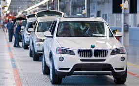 bmw car plant confirmed three row bmw x7 built in south carolina motor trend wot