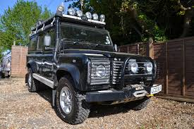 land rover 110 for sale used 2003 land rover defender 110 td5 xs station wagon for sale in