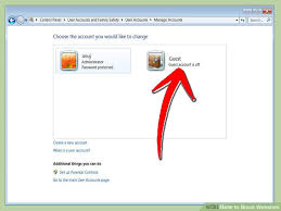 How To Block Be Like - 4 ways to block websites wikihow