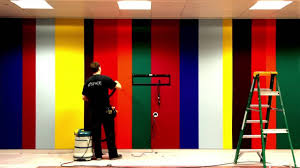 fabricmate wall finishing solutions homes fabric wall acoustics youtube