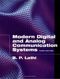 b p lathi modern digital and analog communication systems